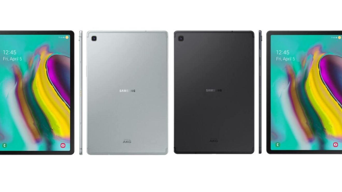 Samsung revela novo Galaxy Tab S5e cheio de novidades 7