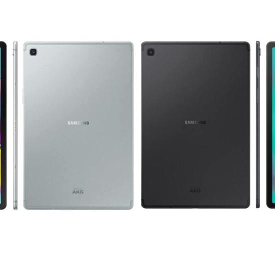 Samsung revela novo Galaxy Tab S5e 3