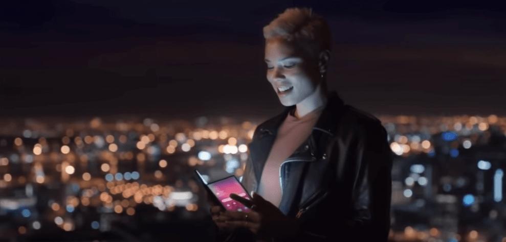 Teaser de novo lançamento da Samsung, o Galaxy F, é vazado.