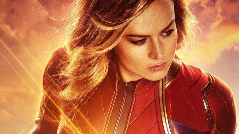 📷 Capitã Marvel | Divulgação