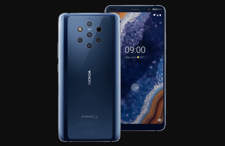MWC 2019: Nokia PureView 9