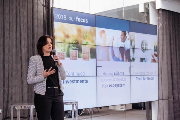 Ana Paula Assis, gerente-geral de Operações da IBM