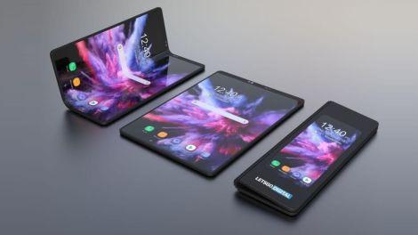 Galaxy Fold: vazou o nome do novo smartphone dobrável da Samsung 6