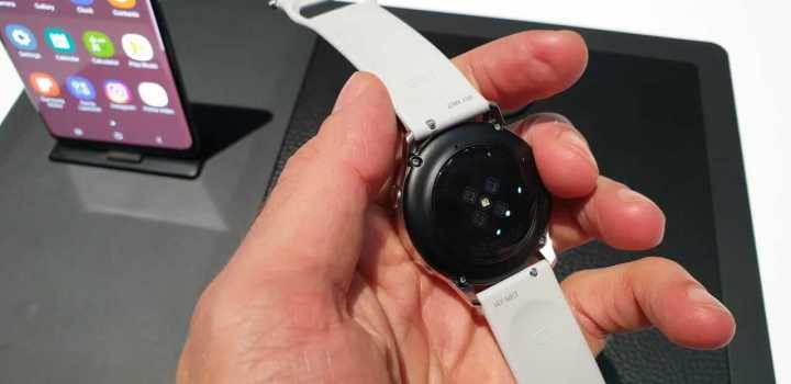 Sensores que permitem monitorar exercícios, sono, estresse e saúde