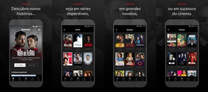 Globo, Band, Record, SBT: os apps das emissoras brasileiras de TV para smartphone