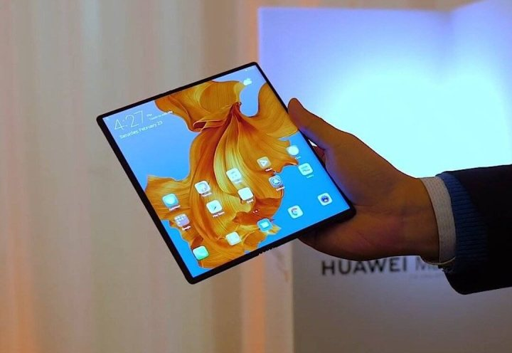 MWC 2019: Huawei Mate X