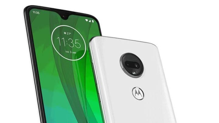Zoom - Motorola Moto G7