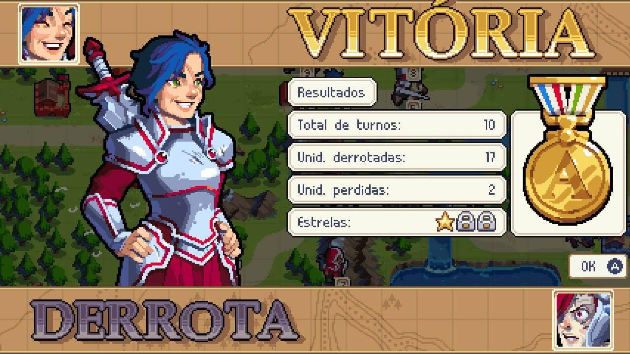 Wargroove Vitória