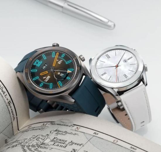 Huawei Watch GT ganha 2 novas versões com foco em esporte e elegância 5