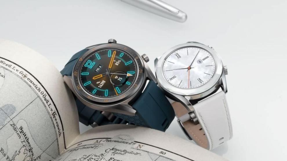 Huawei Watch GT ganha 2 novas versões com foco em esporte e elegância 3