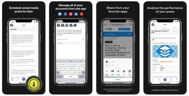 Melhores apps: Buffer