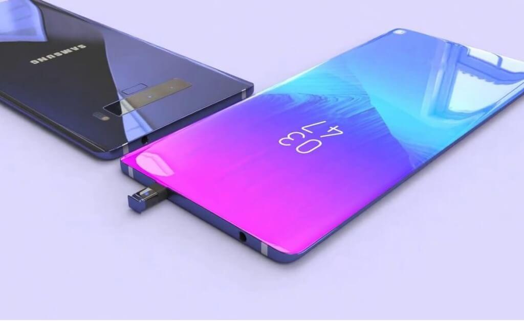 Galaxy Note 10 pode chegar ao mercado sem botões físicos, afirma site 6