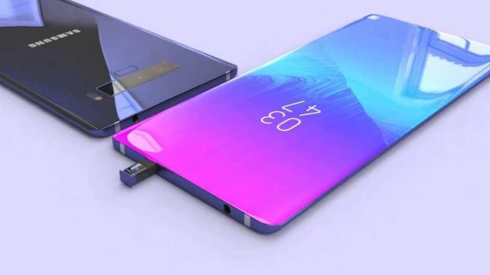 Galaxy Note 10 pode chegar ao mercado sem botões físicos, afirma site 7