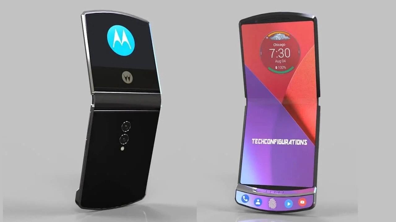 Motorola RAZR dobrável: novas informações surgem na web 6
