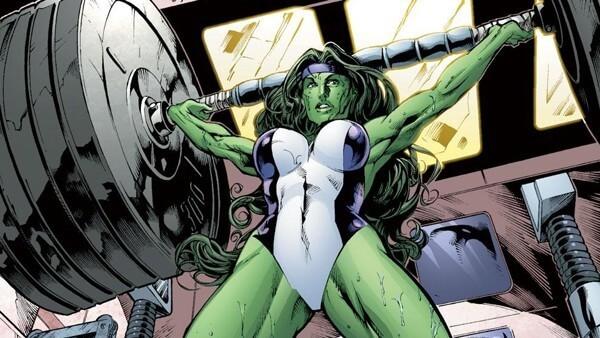 Conheça as mulheres mais poderosas dos quadrinhos 6