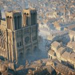 Notre Dame: Assassin's Creed Unity será usado para reconstruir a catedral 3