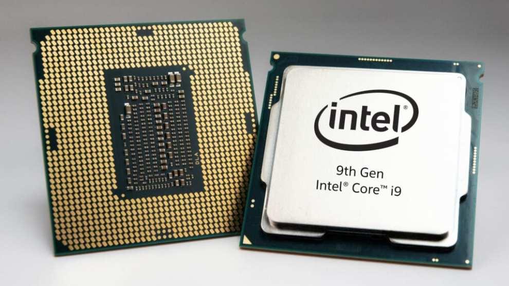 Processadores Intel de 9ª geração tem desempenho surpreendente