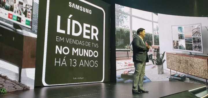 Chegou! TVs QLED 8K da Samsung aterrisam no Brasil