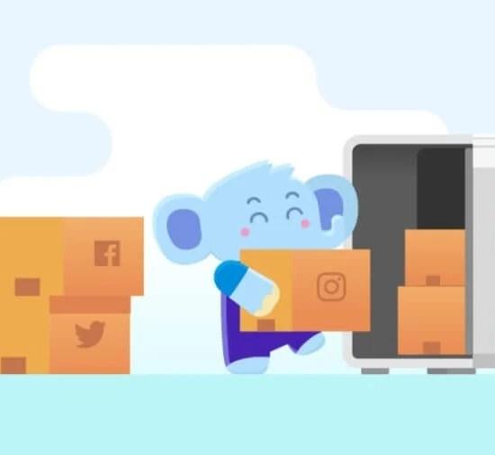 Jumbo: assistente de privacidade para iOS limpa seus perfis sociais 6
