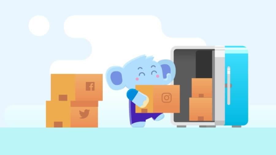 Jumbo: assistente de privacidade para iOS limpa seus perfis sociais 3