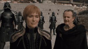 Rainha Cersei na 8ª temporada de Game of Thrones