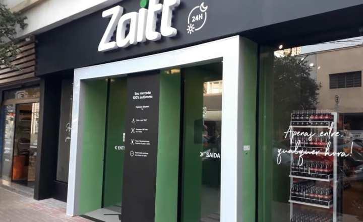 Zaitt é o primeiro supermercado autônomo na América Latina, e já chegou a São Paulo