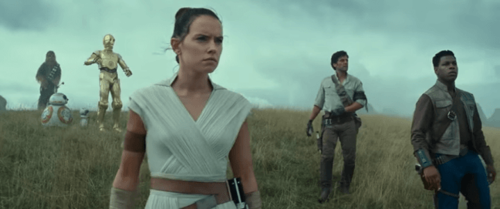Star wars: assista ao novo trailer e saiba o que esperar do episódio ix. Novo trailer de star wars mostrou os personagens principais e deu indicativos sobre o que vai acontecer no novo filme. Mas o que esperar do episódio ix?