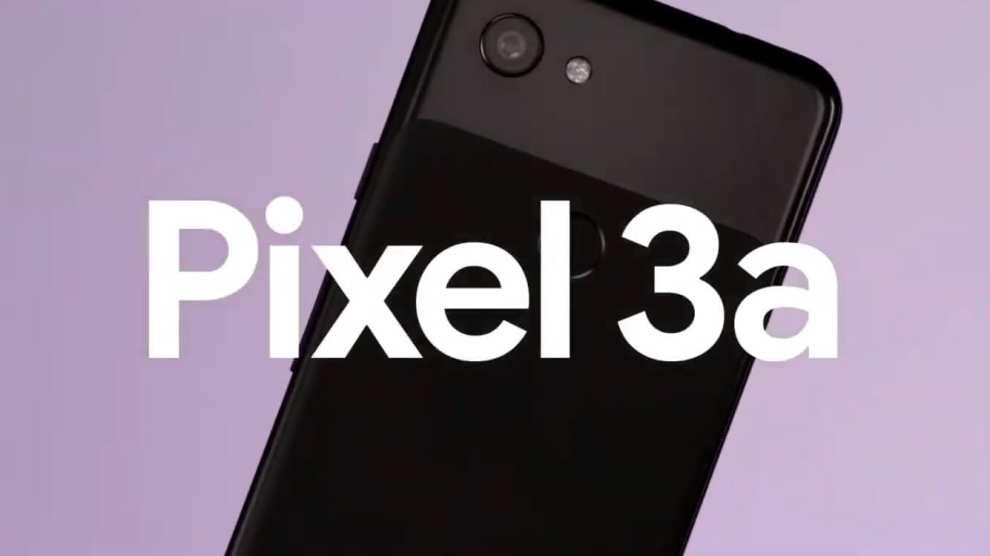 Novo Google Pixel
