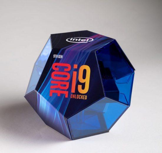 Intel Core i9 apresentado na Computex 2019