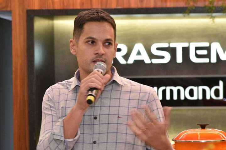 Renato Firmiano, diretor de Marketing da Whirlpool Latin America