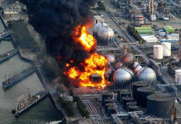 O oceano foi o mais afetado pelo acidente em Fukushima
