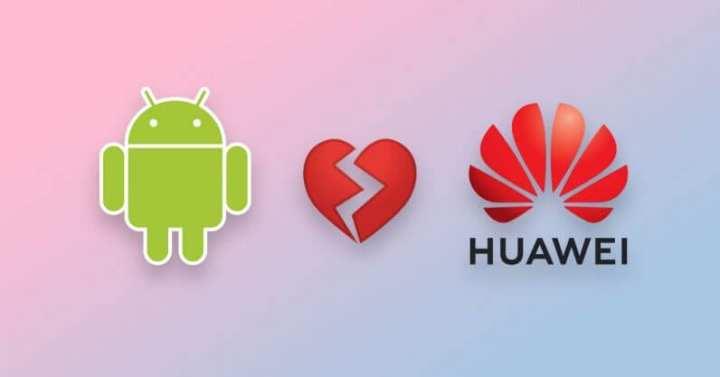 Aparelhos da empresa já não terão licença para o Android