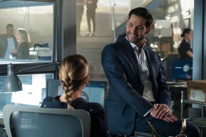 4ª temporada de Lucifer é um dos destaques da Netflix em maio.