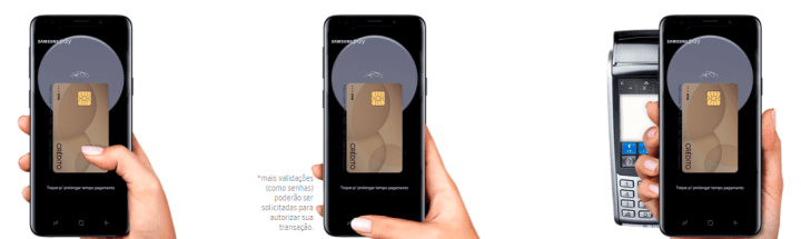 Apple Pay e Samsung Pay agora suportam Elo e BV, respectivamente 7