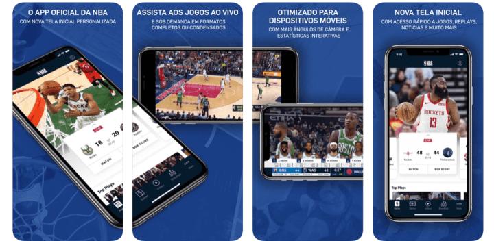NBA App Vivo Valoriza