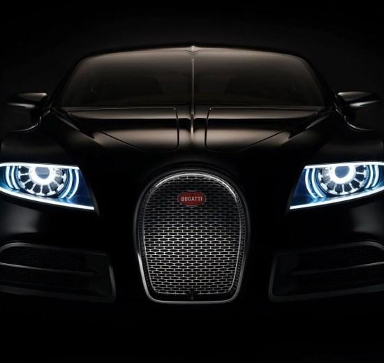Carro com Farol de LED