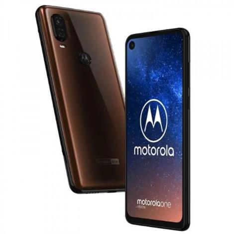 Motorola One Vision chega ao Brasil com Visão Noturna