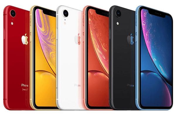 iPhone XR se tornou o mais vendido nos primeiros meses de 2019 no Reino Unido