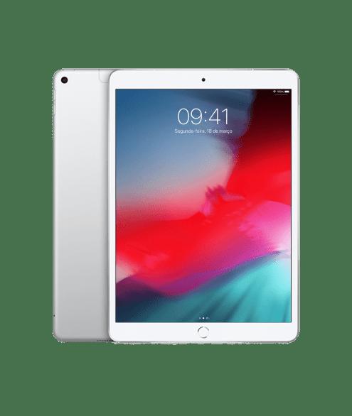 Apple mantém design tradicional nos seus modelos de iPads