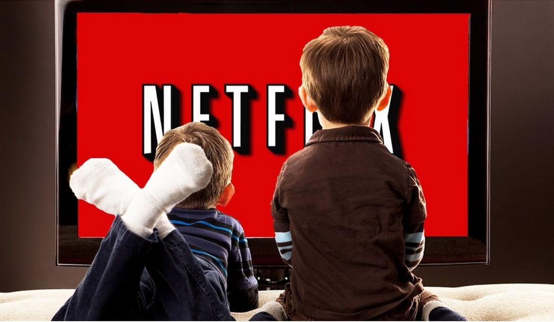 Estudo confirma: Netflix salva crianças de 400 horas de comerciais 8