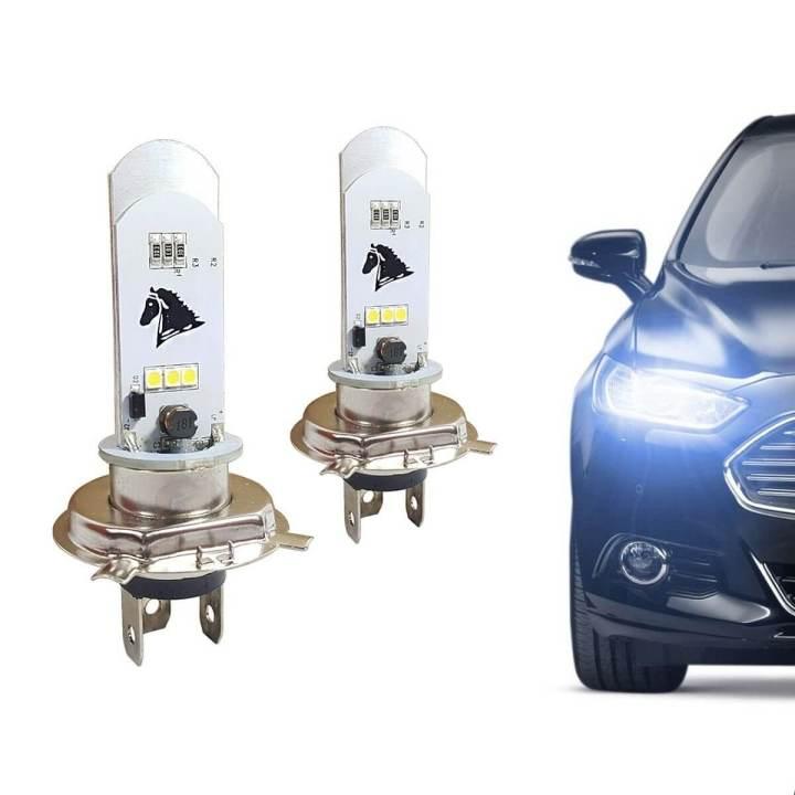 Exemplo de farol de LED