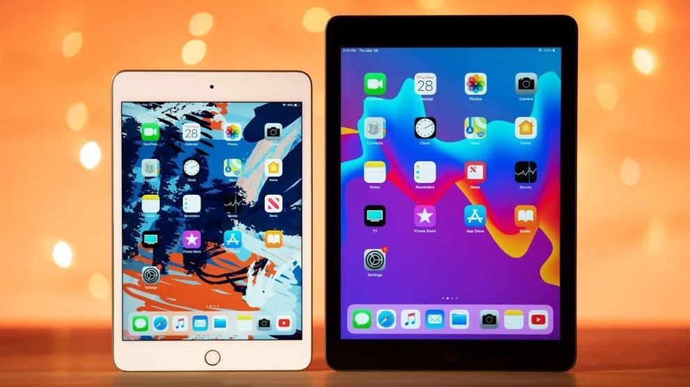iPad mini x iPad Air x iPad 2018