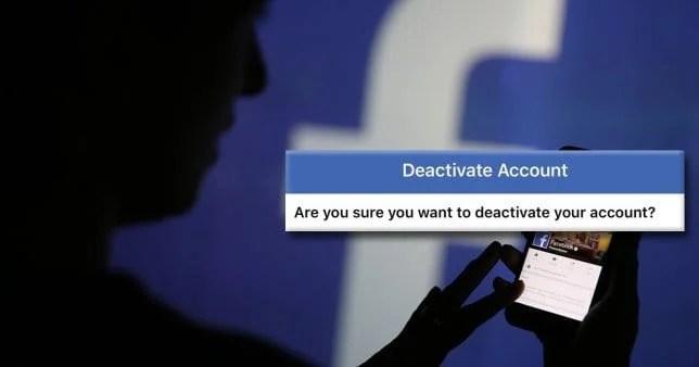 A primeira forma de começar o processo de exclusão da Internet é deletando todas as suas redes sociais