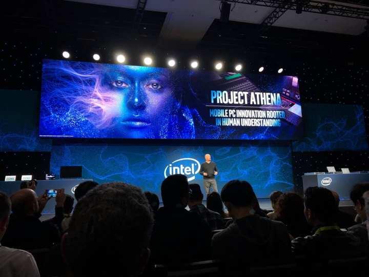 Project Athena Intel