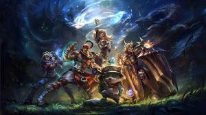 League of Legends está sendo desenvolvido para Android e iOS 9