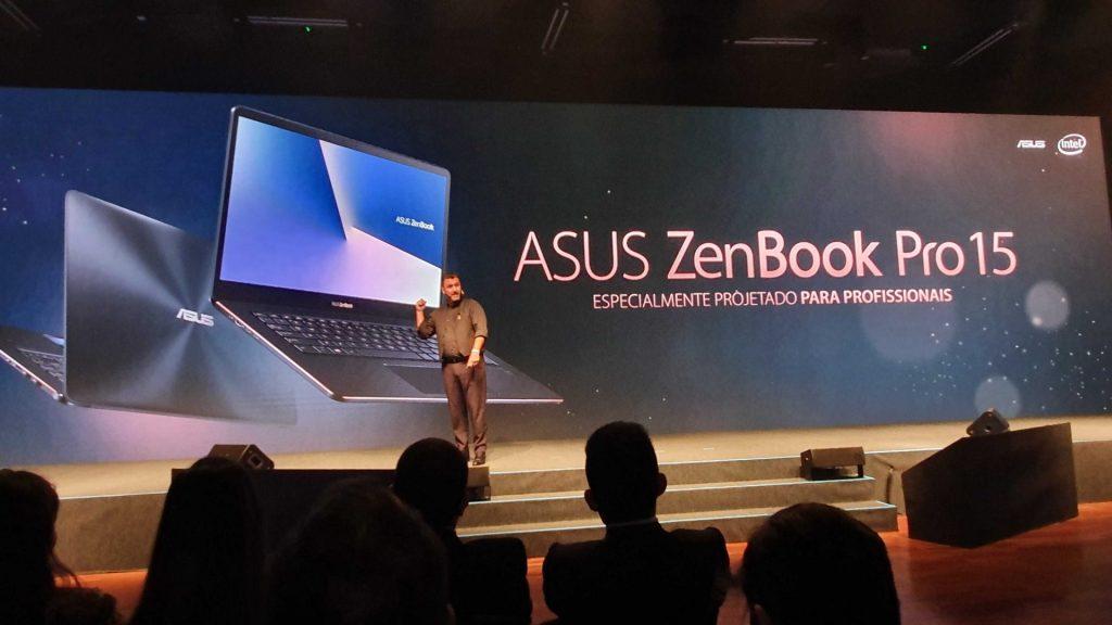 Asus traz zenbook pro duo e linha completa de notebooks para o brasil. Asus realizou o zenbook no brasil, um evento em são paulo para apresentar sua nova linha de notebooks