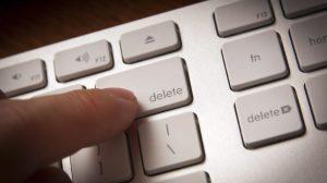 5 formas de se deletar da internet