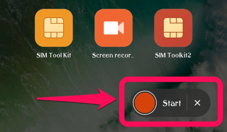Nos smartphones Xiaomi você pode utilizar o MIUI Screen Recorder para gravar a tela