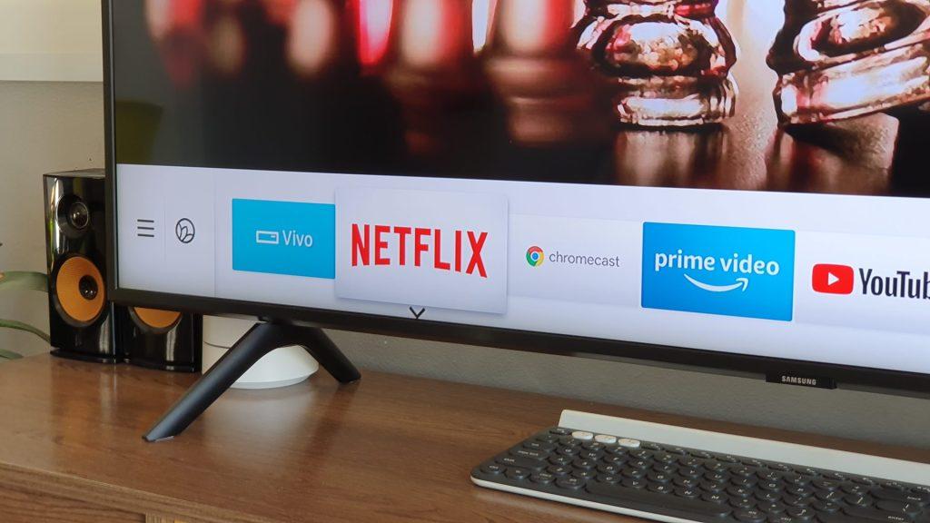 Modo Ambiente está presente nas TVs QLED recentes da marca