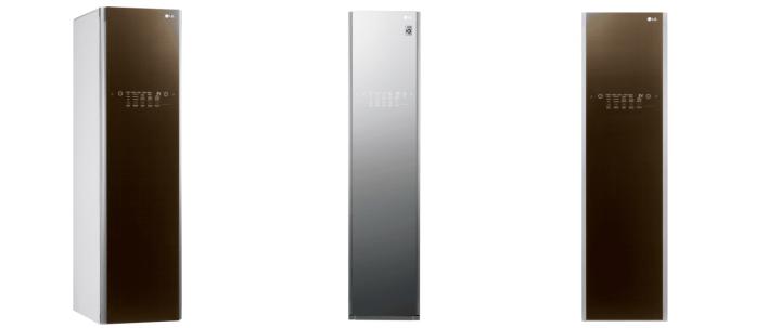 A LG focou em fazer aparelhos que sejam eficientes mas que mantenham o estilo.